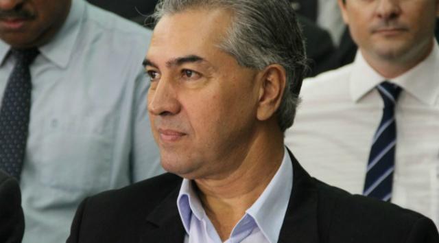 O governador Reinaldo Azambuja participa nesta terça-feira - Crédito: Foto: Chico Ribeiro//Divulgação
