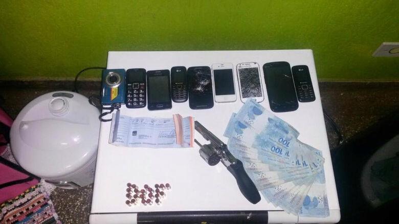 DOF prende autores de roubos no sul de MS -