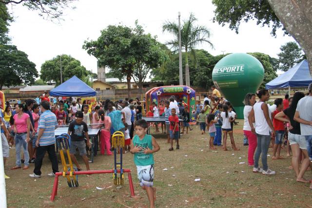 Ação será estendida aos demais bairros do município. - Crédito: Foto: Orlando Moreira