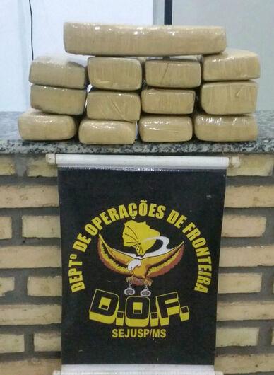 Operação Xavante do DOF tira traficantes e foragidos de circulação -