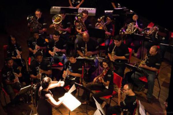 Orquestra da UFGD apresenta-se hoje no Teatro Municipal de Dourados -