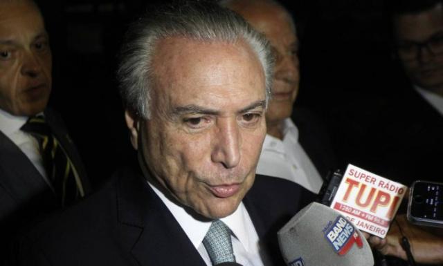 Falta de mulheres e de negros em Ministério de Temer é criticada. - Crédito: Foto: O Globo/Divulgação