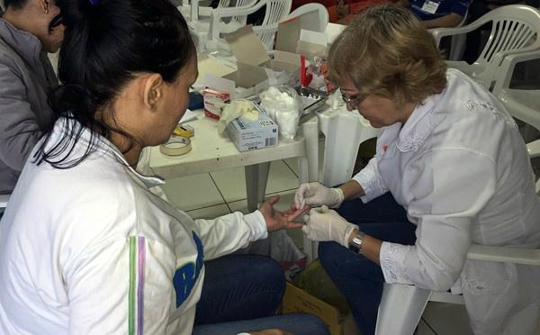 A iniciativa contou com a participação 23 detentas. - Crédito: Foto: Divulgação