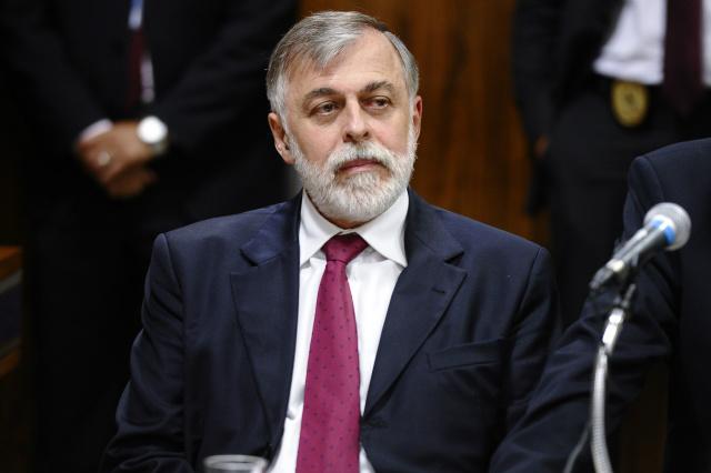 """Ex-diretor da Petrobras confirmou que o dinheiro veio de comissões recebidas na Petrobras e fruto de """"vantagem ilícita"""" - Crédito: Foto:  Jefferson Rudi/Agência Senado"""
