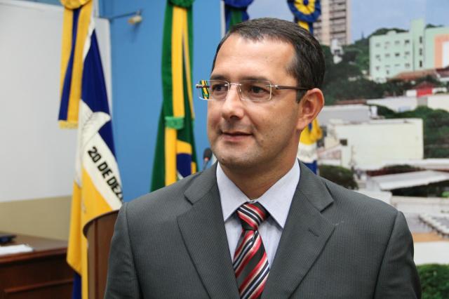 Vereador Cirilo Ramão quer garantir mais espaços públicos para a prática esportiva e de lazer. - Crédito: Foto: Divulgação