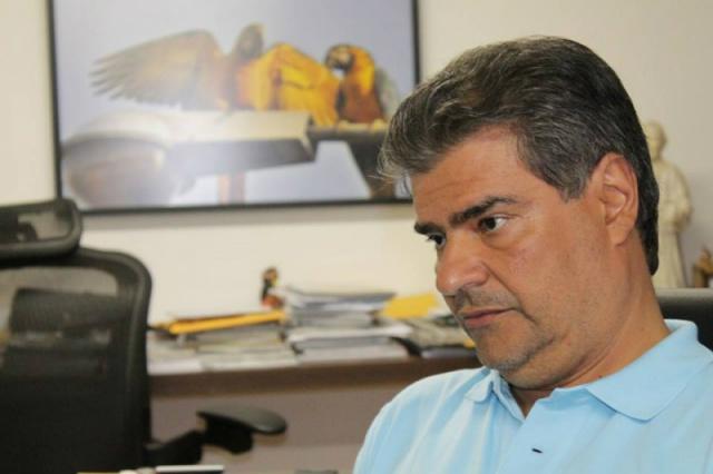Principal nome do PTB, Nelsinho Trad tem mantido conversações políticas. - Crédito: Foto: Divulgação
