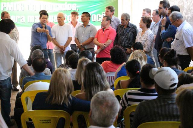 Renato Câmara é pré-candidato a prefeito de Dourados. - Crédito: Foto: César Cordeiro
