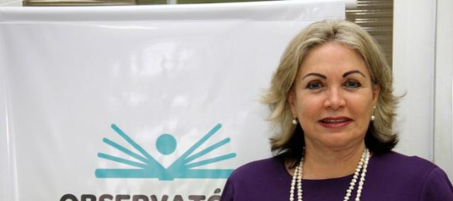 Criadora do Enem, Maria Inês Fini será nova presidenta do Inep. - Crédito: Foto: Divulgação
