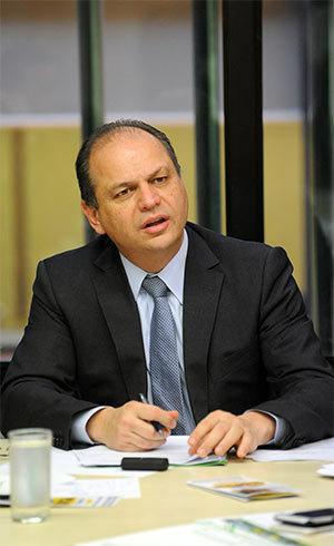 Ministro da Saúde, Ricardo Barros, nega fim do SUS. - Crédito: Foto: Divulgação