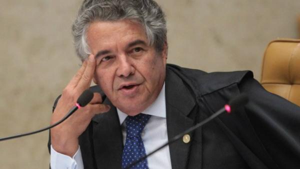 Ministro do STF,  Marco Aurélio, que liberou ação -