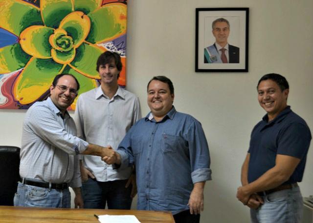 """""""É um indicativo de sucesso da parceria entre UEMS e Governo do Estado"""", afirma, Fábio Edir. - Crédito: Foto: Divulgação"""