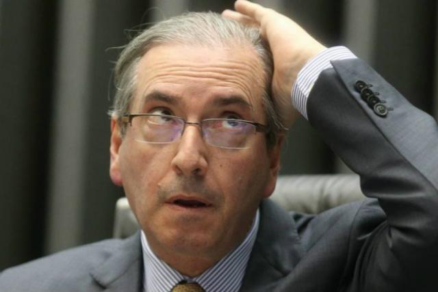 STF abriu ação penal contra o então presidente da Câmara dos Deputados, Eduardo Cunha - Crédito: Foto: Divulgação