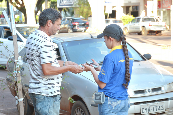 Parquímetro pode voltar a funcionar em Dourados. Foto: Marcos Ribeiro -
