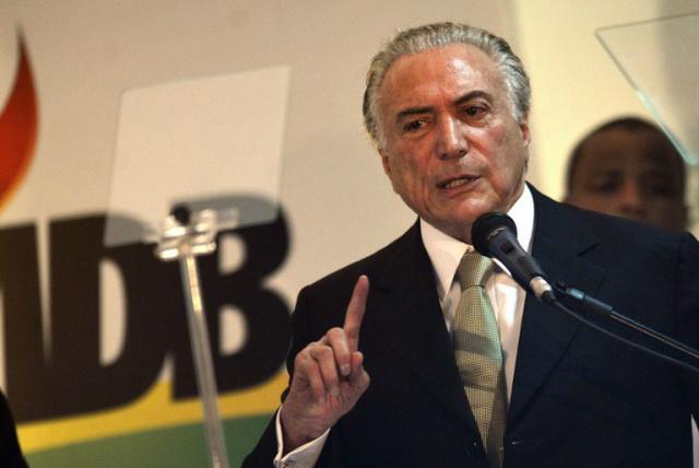 Temer diz que recursos da Cultura aumentarão e critica débitos na área. - Crédito: Foto: Divulgação