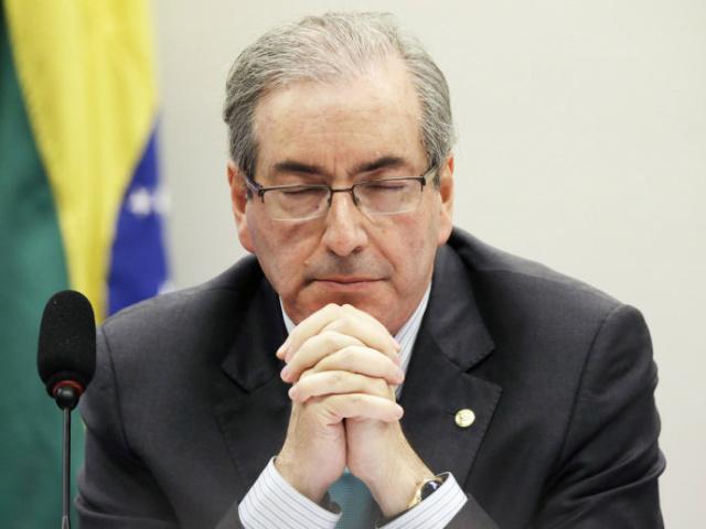Cunha apresenta defesa no Conselho de Ética da Câmara. - Crédito: Foto: Divulgação