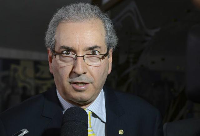 Cunha já está na Câmara para se defender no Conselho de Ética. - Crédito: Foto: Divulgação