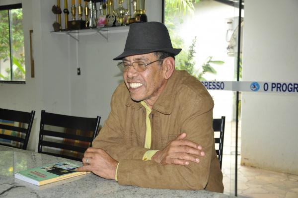 Ilson Venâncio é coordenador do Museu Histórico de Dourados -