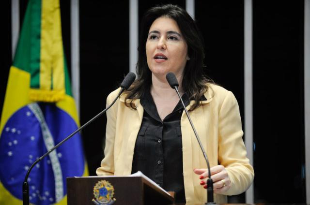 Conjunto de medidas contou com o aval da relatora na CCJ, senadora Simone Tebet - Crédito: Foto: Divulgação