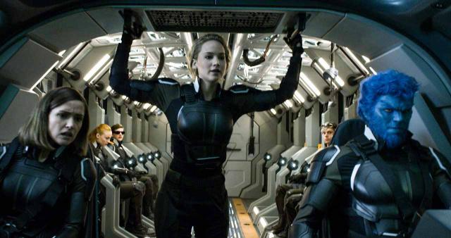 """""""X Men: Apocalipse"""" traz um excelente elenco, heróis extraordinários e segue uma concepção visual extravagante. - Crédito: Foto: Divulgação"""