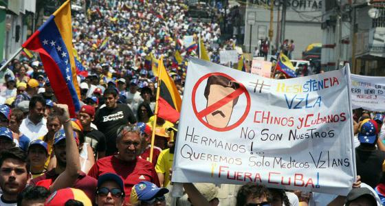 Supremo considera constitucional estado de emergência na Venezuela -