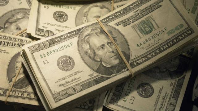 A moeda norte-americana avançou 0,20% frente ao real na véspera, a R$ 3,5702 na venda. - Crédito: Foto: Divulgação