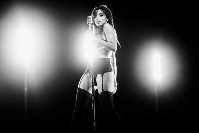 Cantora pop Anitta será atração desta noite no palco do Parque de Exposições de Dourados. - Crédito: Foto: Divulgação