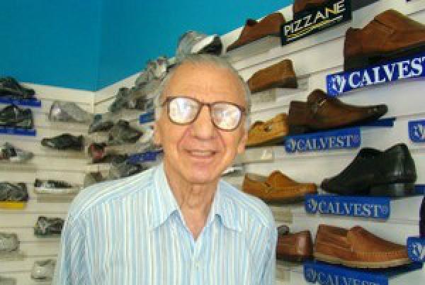 Fuad Barbara tinha 78 anos e morreu por volta das 23h de sábado. - Crédito: Foto: Divulgação