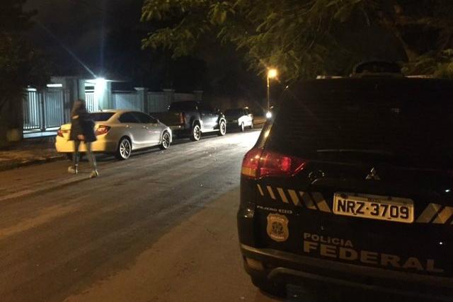 Em Naviraí, operação que flagrou 3 irmãos com vacinas contrabandeadas, ocorreu em uma residência no centro da cidade. - Crédito: Foto: PORTAL DO MS
