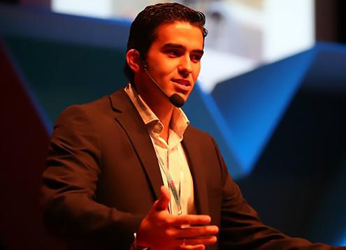 Palestrante do Hackathon foi Embaixador Global da Juventude na ONU. - Crédito: Foto: Divulgação