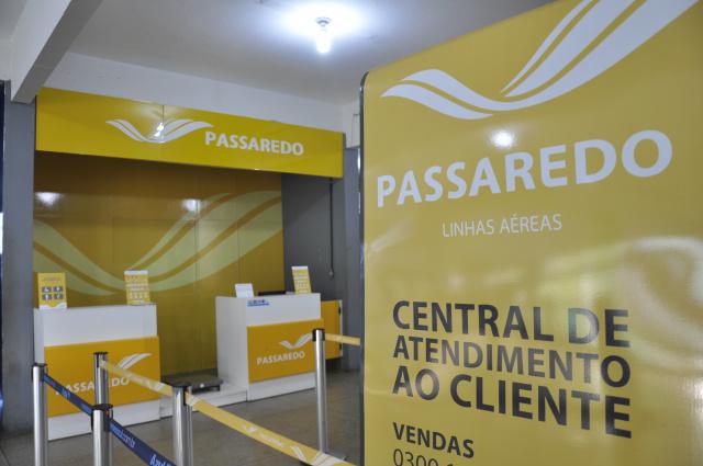 Passaredo/TAM deixa de operar em Dourados a partir do dia 20. - Crédito: Foto: Hedio Fazan