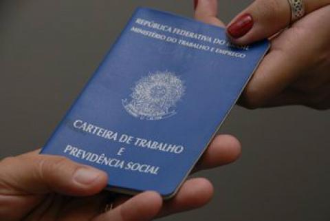 Paralisação temporária na emissão de Carteiras de Trabalho na Capital. - Crédito: Foto: Divulgação