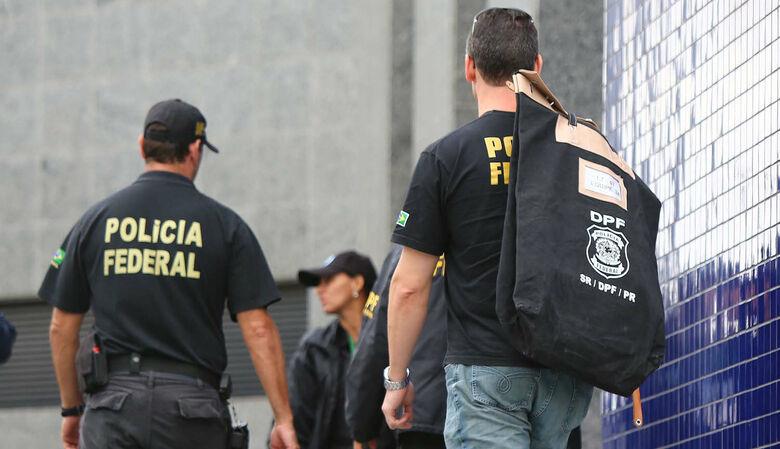 Operação investiga R$ 40 milhões de propina -