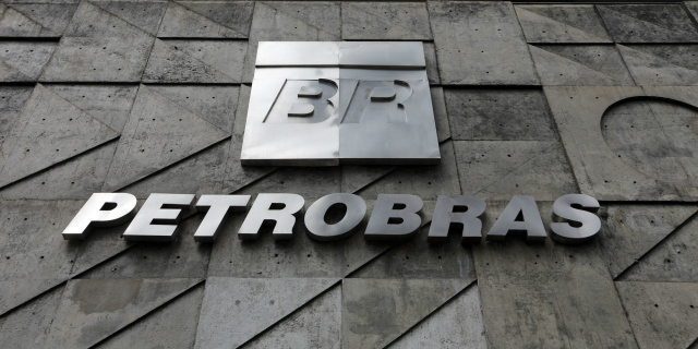 Edifício-sede da Petrobras na Avenida Chile, no centro do Rio. - Crédito: Foto: Divulgação