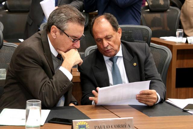 Deputados Zé Teixeira - Crédito: Foto: Victor Chileno