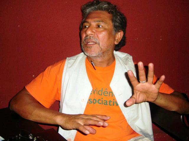 Haroldo Garay tornou conhecido como produtor de espetáculos, criando cenários para teatro e cinema. - Crédito: Foto: Divulgação