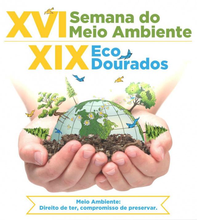 Semana Mundial do Meio Ambiente começa hoje, mas em Dourados, apenas nos dias 01, 02 e 03 de Junho. - Crédito: Foto: IMAM