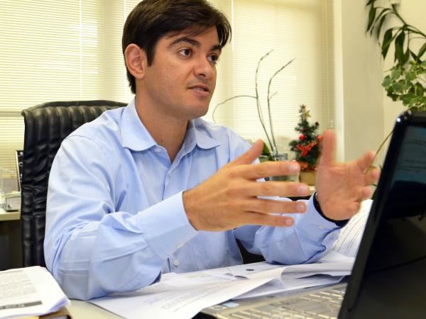 Promotor de Justiça João linhares Júnior -