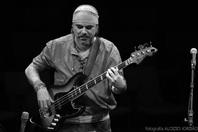 Antônio Porto é um músico campo-grandensse que começou muito cedo a ter contato com a música, principalmente o violão. - Crédito: Foto: Aloizio Jordão