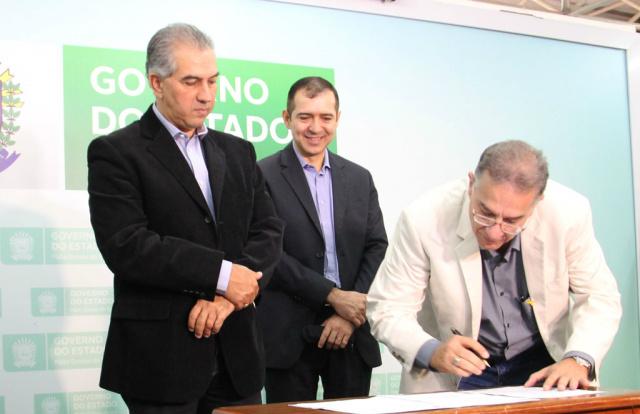 Governo do Estado destina emendas para saúde pública em MS. - Crédito: Foto: Chico Ribeiro