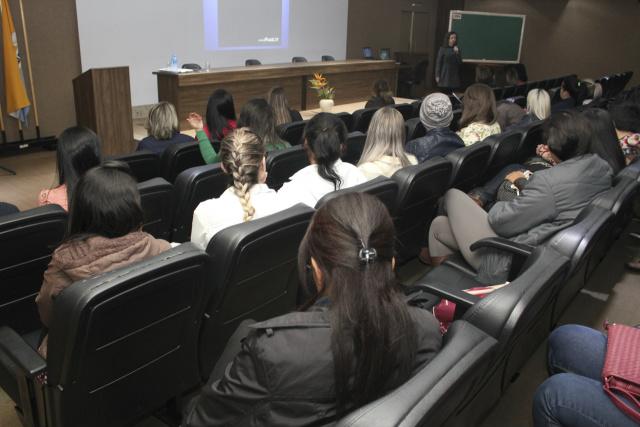 5ª Jornada Acadêmica de Enfermagem reuniu comunidade. - Crédito: Foto: Unigran