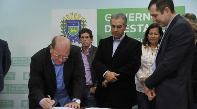 O dinheiro será utilizado pela Agraer - Crédito: Foto: Divulgação