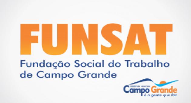 De acordo com o diretor-presidente da Funsat - Crédito: Fundação Social do Trabalho de Campo Grande