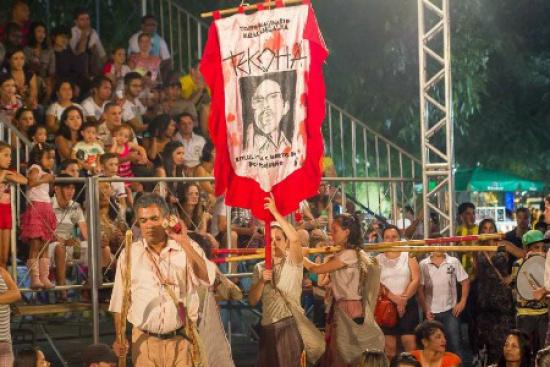 Fundação de Cultura apoia Mostra da Rede Brasileira de Teatro de Rua. - Crédito: Foto: Divulgação