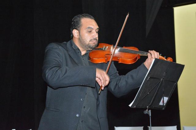 Música fez parte das comemorações da ADL. - Crédito: Foto: Divulgação