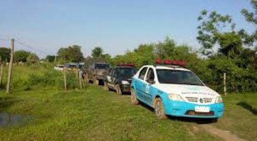 Paraguaio é morto durante briga em fazenda na fronteira. - Crédito: Foto: Divulgação