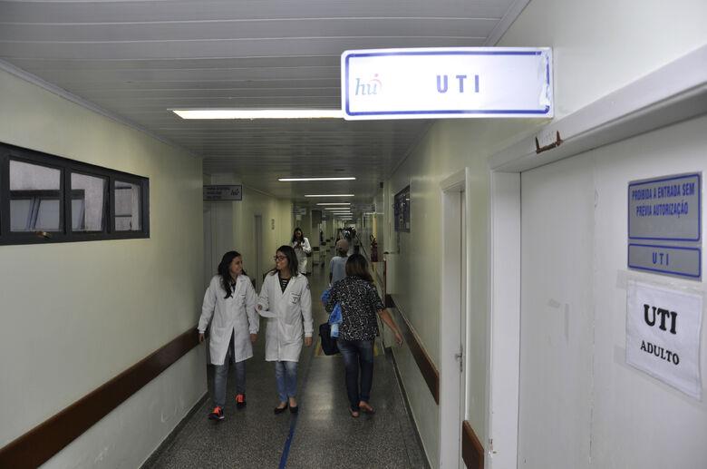 HU é referência em atendimento a doenças infectocontagiosas Foto: Hedio Fazan -