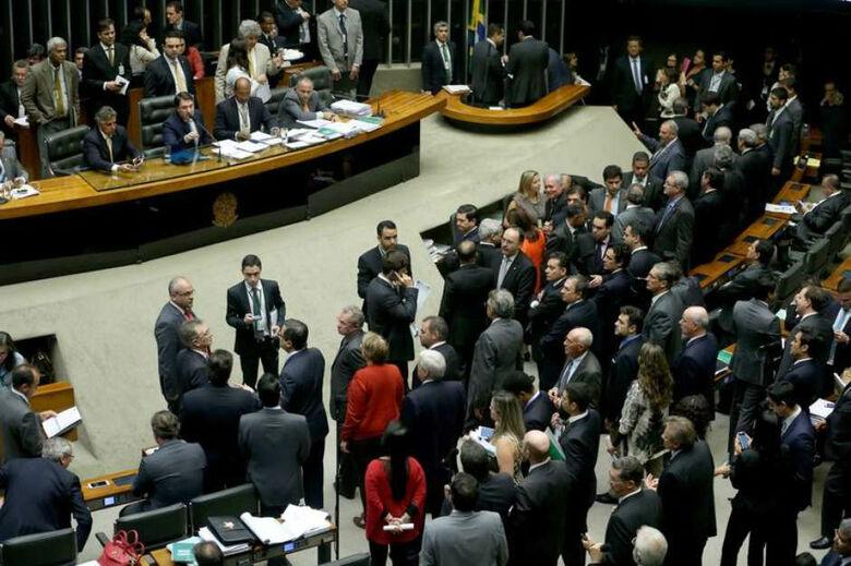 Projeto foi aprovado ontem em plenário Foto: Agência Brasil -