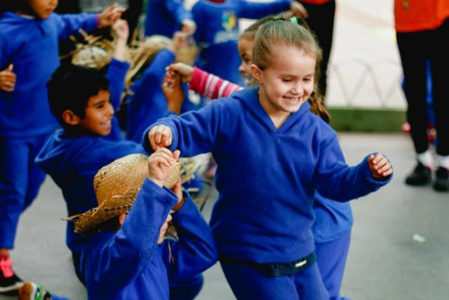 Crianças se apresentarão dia 11, a partir das 15h, no Arraiá da Creche. - Crédito: Foto: Divulgação