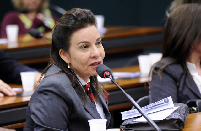 Raquel Muniz, que propôs a criação da CPI, quer investigar a concessão do seguro no período de 2000 a 2015. - Crédito: Foto: Lucio Bernardo Junior/Câmara dos Deputados