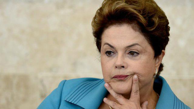 Dilma criticou a reprodução da matéria pela imprensa. - Crédito: Foto: Divulgação